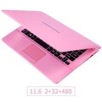 01 מחשב נייד 11.6 אינץ P5-01 מעבד ארבע ליבות של אינטל מחשב נייד מחברת אינטל Z8350 RAM 2GB 32GB הניתן להרחבה SSD Ultralight (5)