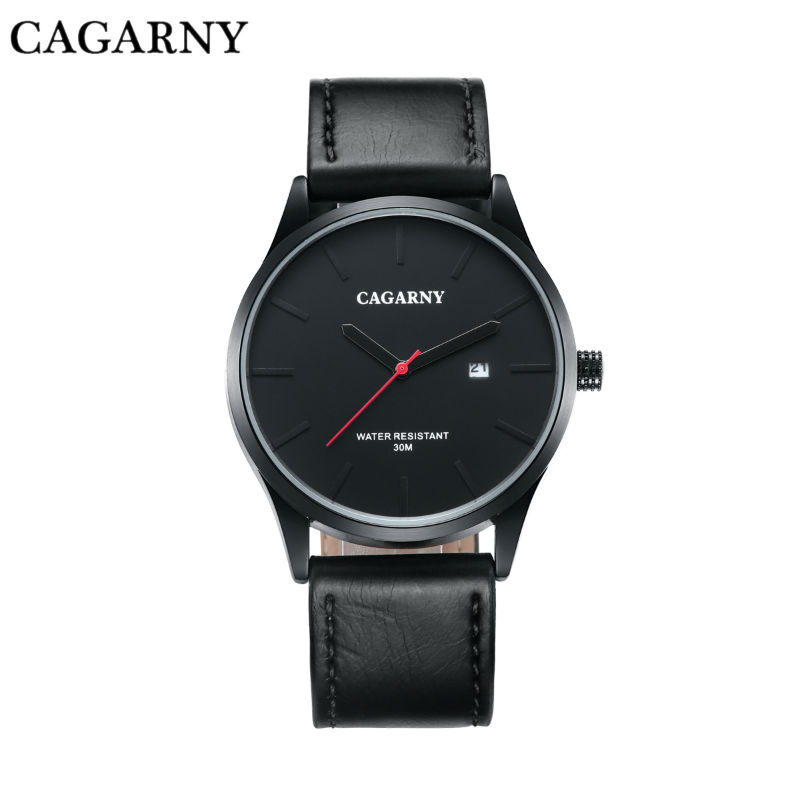 Fashion Casual Army Sport Top Brand Luxury Mens Watches Leather Business Quartz-Watch Men Wristwatch Relogio Masculino baosaili fashion casual mens watches top brand luxury leather business quartz watch men wristwatch relogio masculino bs1038