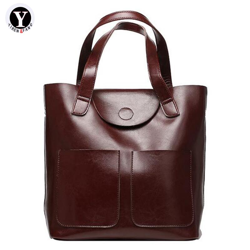 Yirenfang Genuine Leather Bags For Women Shoulder Bags Luxury Handbags Women Bags Designer Bags Handbags Women Famous Brands набор стаканов luminarc french brasserie 6шт 310мл низк