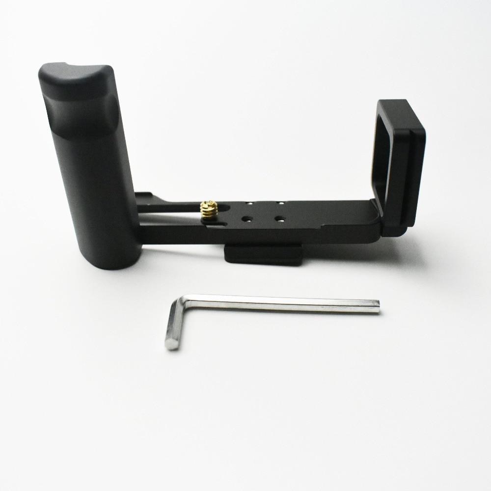Г образный быстросъемный держатель/кронштейн держатель рукоятка l образной формы для sony RX100 II RX100 III RX100 M3 M4 RX100 Характеристическая вязкость п
