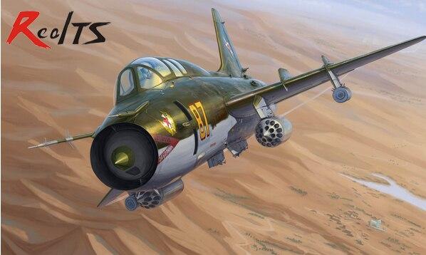 RealTS Hobby Boss #81759 1/48 Su-17UM3 russe fitter-g hobbybossRealTS Hobby Boss #81759 1/48 Su-17UM3 russe fitter-g hobbyboss