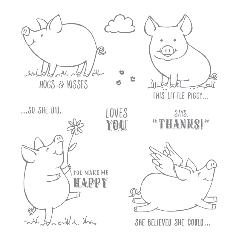 Love you pig Transparent Clear Silicone Stamp/Seal for DIY scrapbooking/photo album Decorative clear stamp sheets lovely animals and ballon design transparent clear silicone stamp for diy scrapbooking photo album clear stamp cl 278