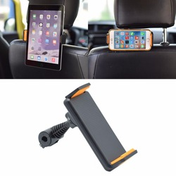 Universal 360 Degree Rotating Car Back Seat Headrest Mount Holder Stand for iPhone ipad GPS For Samsung LG Tablet 4-10 Inch D14