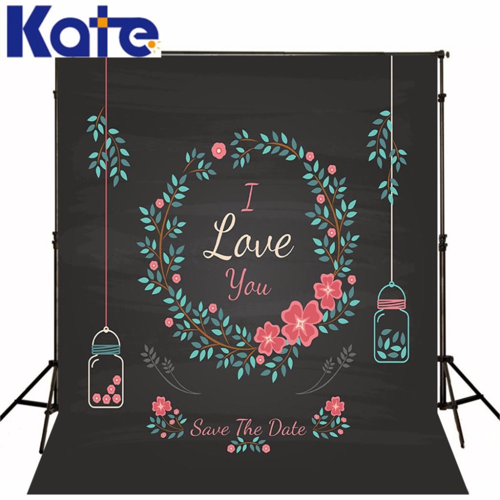 Kate Indoor Wedding Background Cloth Photo Background Love Photography Backdrops Seamless Photo For Studio Custom