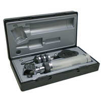 Professional combination of ophthalmoscope and otoscope set ENT set