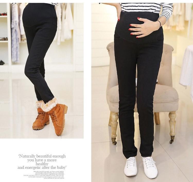 163f41362 Pantalones de maternidad de maternidad tramo ropa para mujeres ...