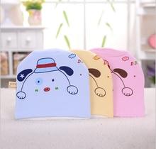 0-6 month newborn baby hats boys and girls newborn knit hats winter cap red pink yellow blue Elephant warm knit outdoor beanie