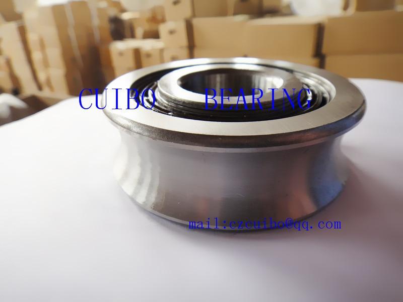 LFR5208-40KDD  LFR5208 Groove Track Roller Bearings size:40*98*38mm kislis 5208