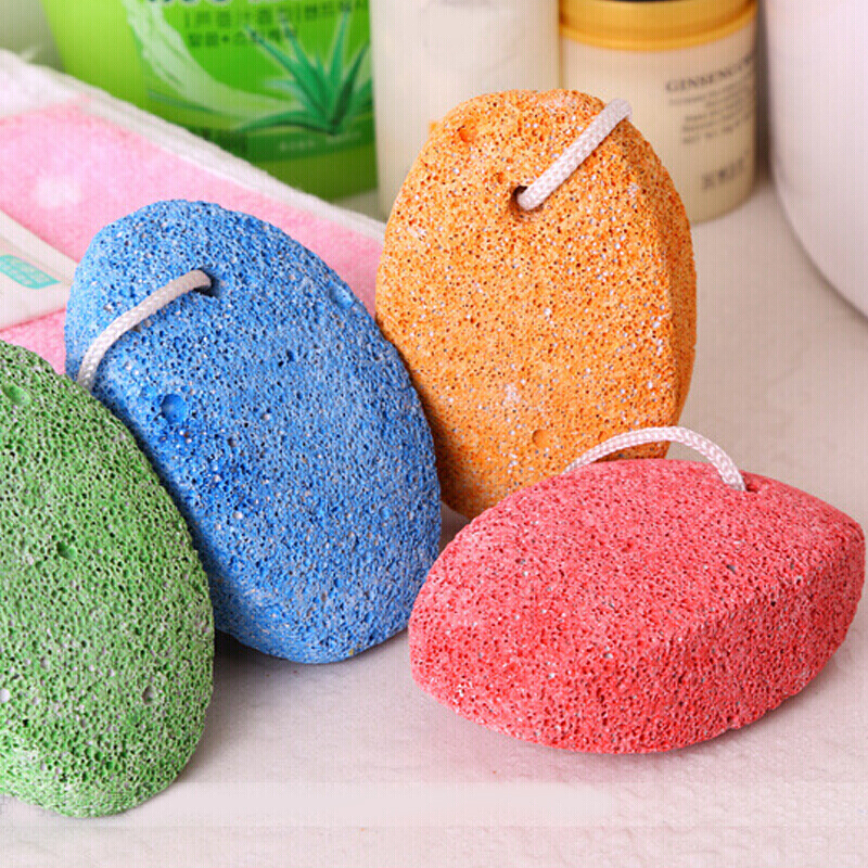 1PC Natural Pumice Stone Pedicure Tools Dead Hard Skin Remover for Healthy Foot Care Tools