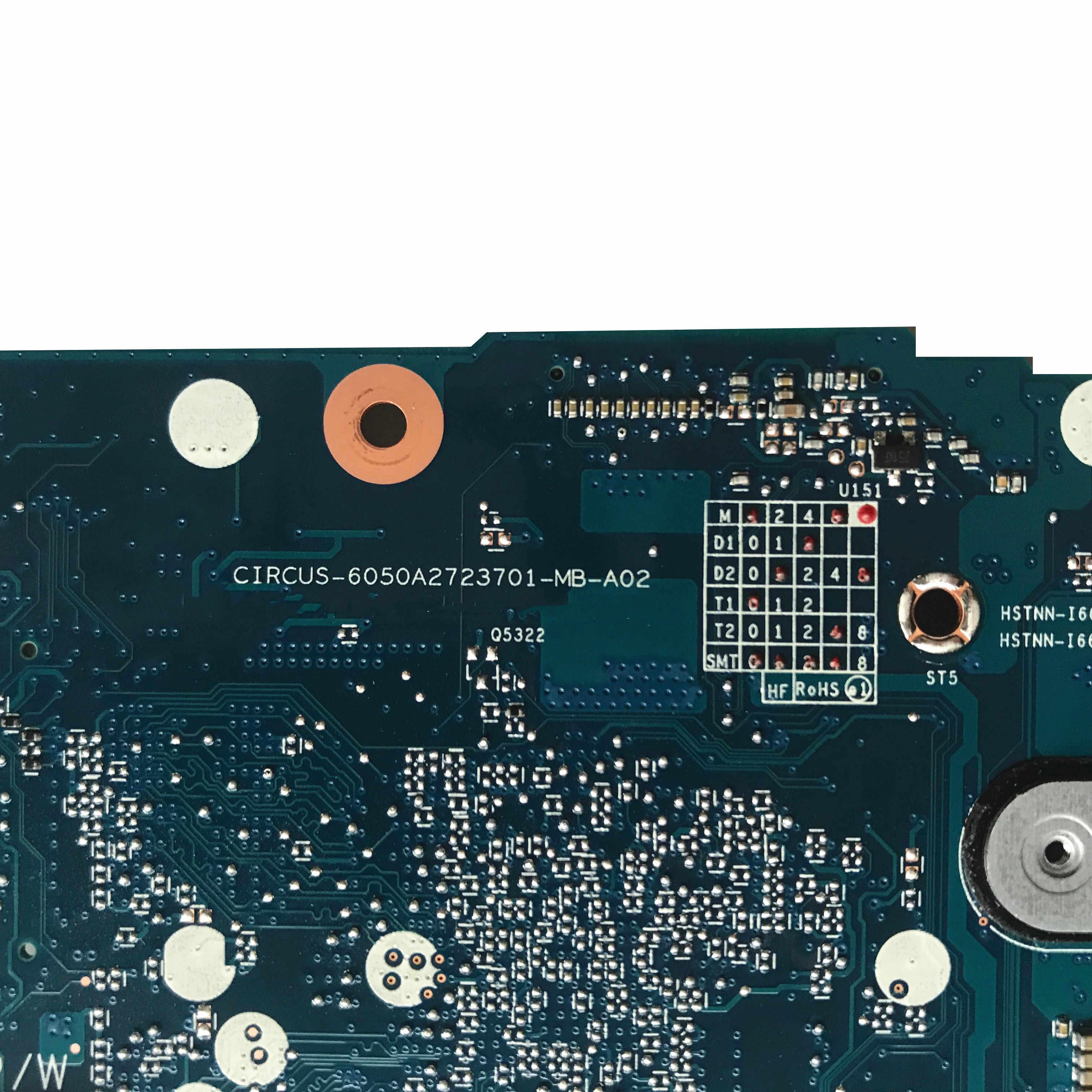 Для acer Aspire E5-574 Материнская плата ноутбука w/Intel i5-6200U 2,3 ГГц Процессор NB. G3711.002 NBG3711002 DDR4 DA0ZRWMB6G0