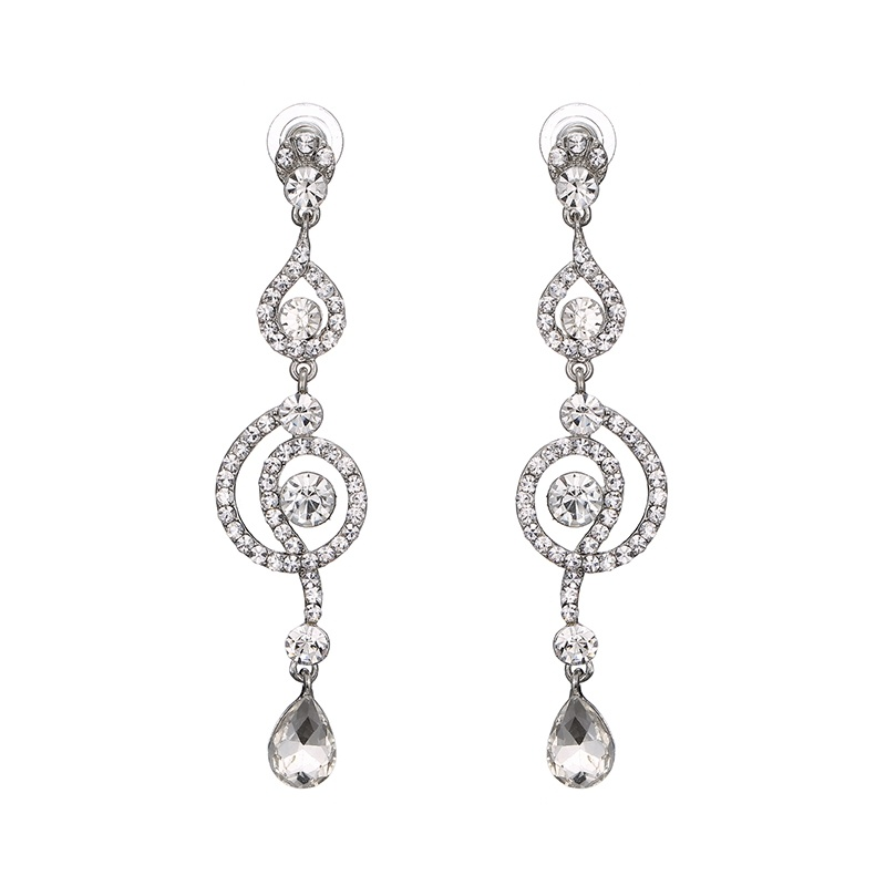 Online Get Cheap Chandelier Earrings Bridal Aliexpress – Cheap Chandelier Earrings