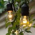 A prueba de agua de Interior Al Aire Libre Luces de Cadena para la Fiesta de Navidad, Lámpara de Luz de la secuencia de LA UE/EE.UU. Plug Jardín Patio Decoración 110 V 220 V 230 V
