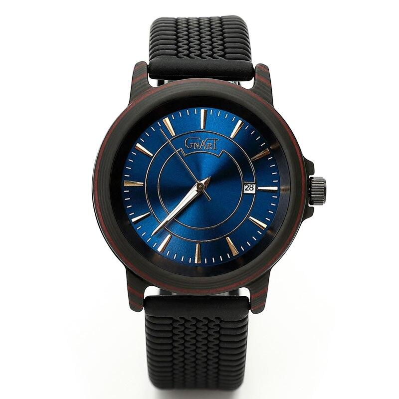 Роскошные брендовые Мужские Аналоговые кожаные спортивные часы, мужские армейские военные часы, мужские кварцевые часы с датой, мужские ча... - 3