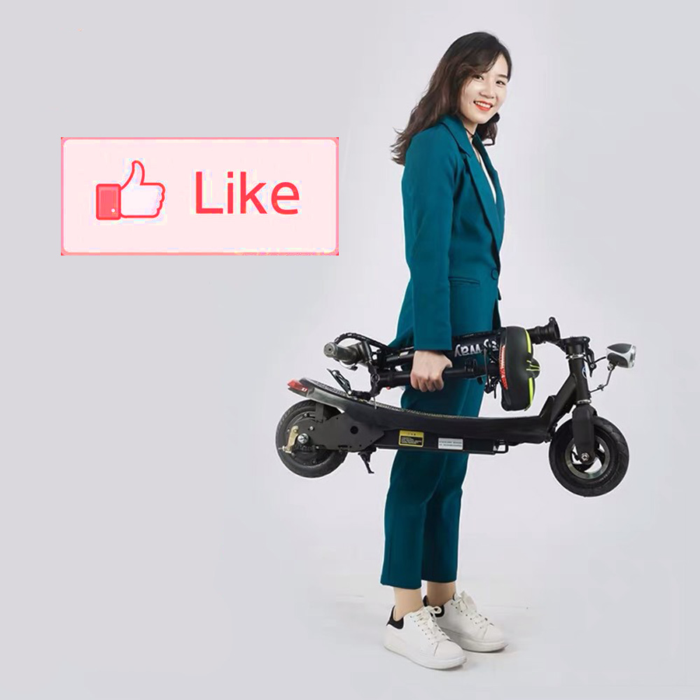 Folding Mini 2 Wheels Smart Electric Scooter FAST and light Skateboard E-ABS P6
