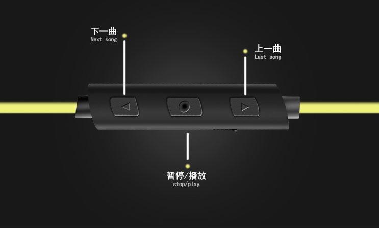 Bluetooth Earphone Headphones with Magnet Attraction Slim Ear Hook Wireless Headphone Sport Earbuds with Mic