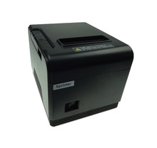 wholesale pos printer High quality 80mm thermal receipt printer automatic cutting machine printing speed Fast low noise printer
