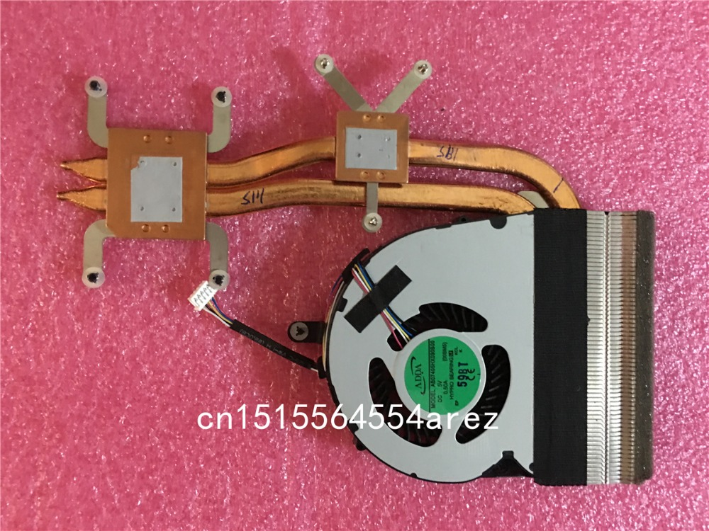купить Original laptop Lenovo B5400 CPU Cooling Fan, Heatsink Assembly Radiator Cooler 3QBM5TMLV30 3A по цене 1257.95 рублей
