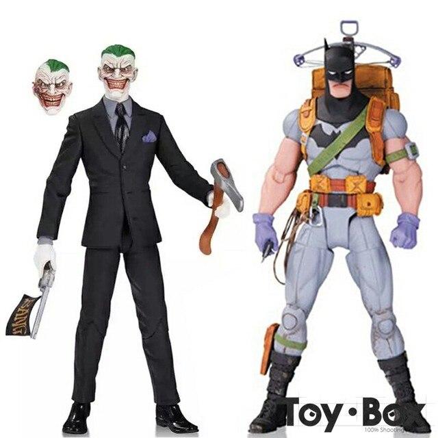 DC Comics Designer suicide squad Zero año supervivencia Batman El ...