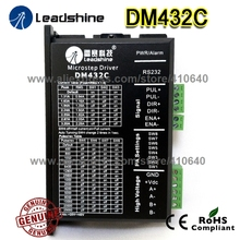 Stepper Drive DM432C - 2 Phase Digital Stepper Drive; Max 40 VDC /3.2A high quality leadshine 2 phase digital stepper drive 3dm583 work 24v 50 vdc out 2 1a to 8 3a