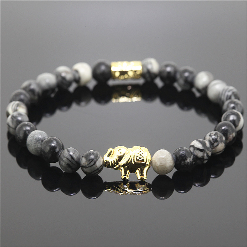 product by ellenwood shaktiellenwood ethical elephant ellie gold recycled normal fairtrade bracelet shakti