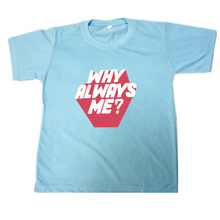 EXO Suho Why Always Me T-shirt (7 Colors)
