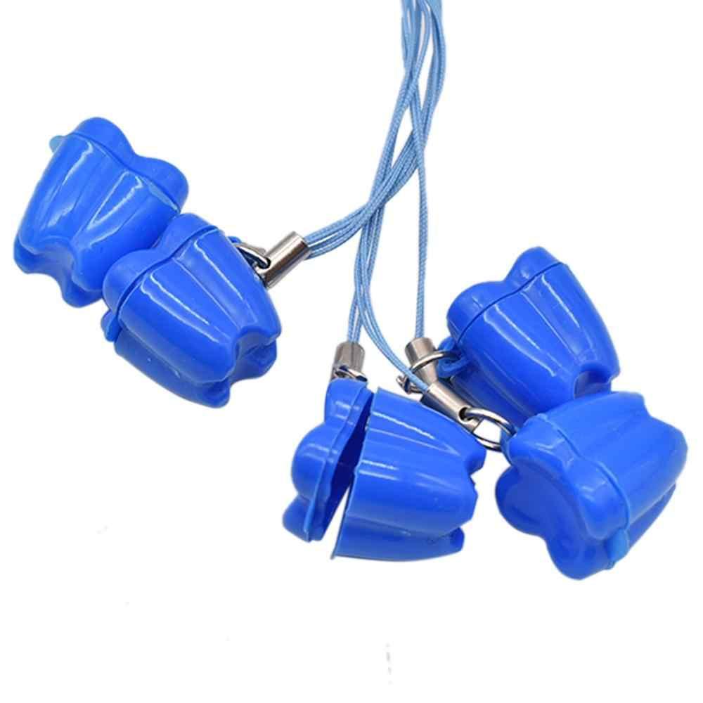 Colorido Caso Dentadura Caixa de Dentes De Leite Dentes Dente Falso Acessórios Do Bebê Dentes de Leite Organizador De Armazenamento Salvar Lembrança CaseBaby
