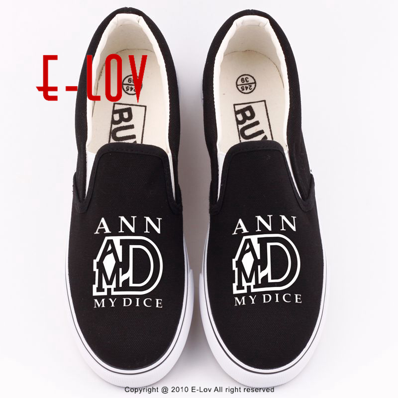 Fashion Game Printed DEUS EX Mankind Divided Canvas Shoes Women Casual Loafers Slip On Girls Summer Shoes Free Shipping deus ex