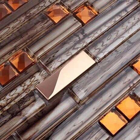 mosaico piastrelle della cucina promozione-fai spesa di articoli ... - Piastrelle Cucina Mosaico