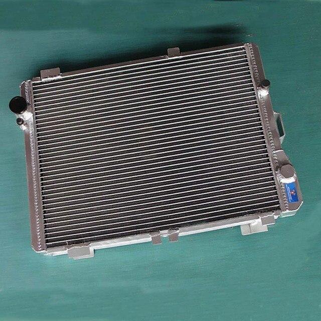 high-performance alloy radiator For Audi RS2 B4 ADU 2.2L turbo 1994-1995 2row 40mm