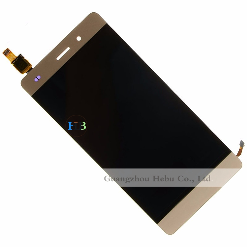 Brand New Original P8 Lite Lcd For Huawei Ascend P8 Lite Display Touch Screen Assembly Free China Post 1pcs With Tools 5 Inch original lcd for huawei p7 ascend lcd display touch screen assembly 5 inch lcd replacement without frame free tools