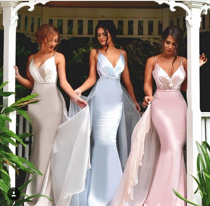 High Quality Mermaid Bridesmaids Dresses-Buy Cheap Mermaid ...