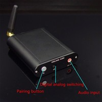 Csr8675 Bluetooth 5.0 Wireless Bluetooth Audio Transmitter Coaxial optical fiber analog input Lossless music Audio transmission