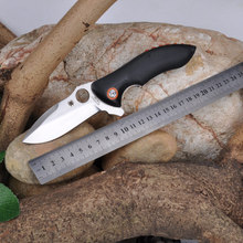 High Quality Folding knife CPM-S30v blade G10 Handle Outdoor Survival Camping Hunting Pocket Knives edc tool