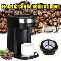 Electric Household Drip Type Coffee Tea Maker Espresso Machine Automatic 705W