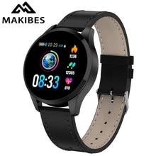 Makibes T5 Smart Watch Fitness tracker Bracelet Fashion Blood oxygen Blood pressure PK Q8 smartwatch For Xiaomi Huawei Band