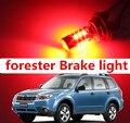 Cheetah 2 Lâmpadas Vermelho Alto brilho high-power LED luzes de Freio 7443 florestal 2008-2015