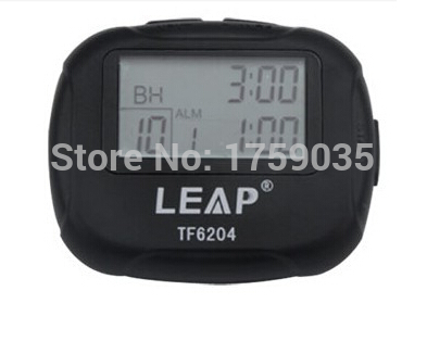 Leap TF6204 GYM Interval Timer Sport Conto alla rovescia elettronico come GYM Boss, Cronometro Esportivo Deportives