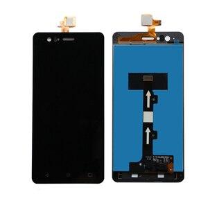 Image 4 - 5.0 cal wyświetlacz LCD dla BQ Aquaris M5 LCD z ekranem dotykowym digitizer komponentów dla BQ Aquaris M5 telefon części naprawa części + narzędzia