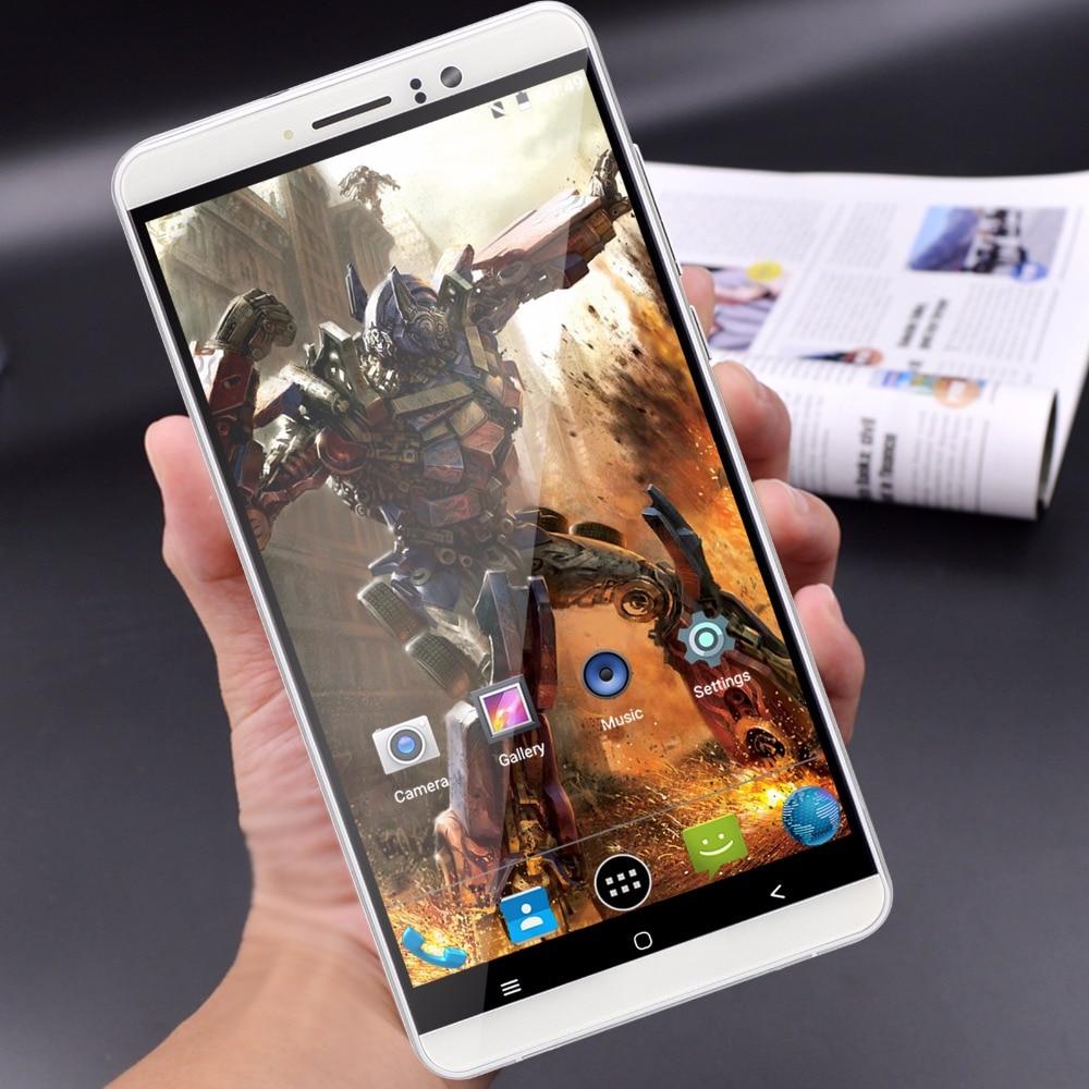 Xgody Smartphone 6.0 de Polegada Quad Core 1 GB RAM 8 GB ROM Android 5.1 Dual SIM Cards Telefone Celular 3G Desbloqueado Celular telefones