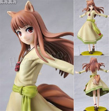 Figure 1/8 Cartoon Doll Shou Wu Spice and Wolf Horo Liaoxian Adorable Ornaments