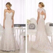 SexeMara casamento mermaid wedding dress bride dresses
