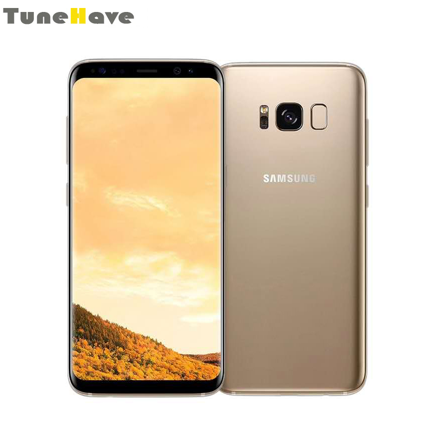 Samsung Galaxy S8 S8 Plus Original Unlacked 99 New 6 2 4GB RAM 64GB ROM Octa
