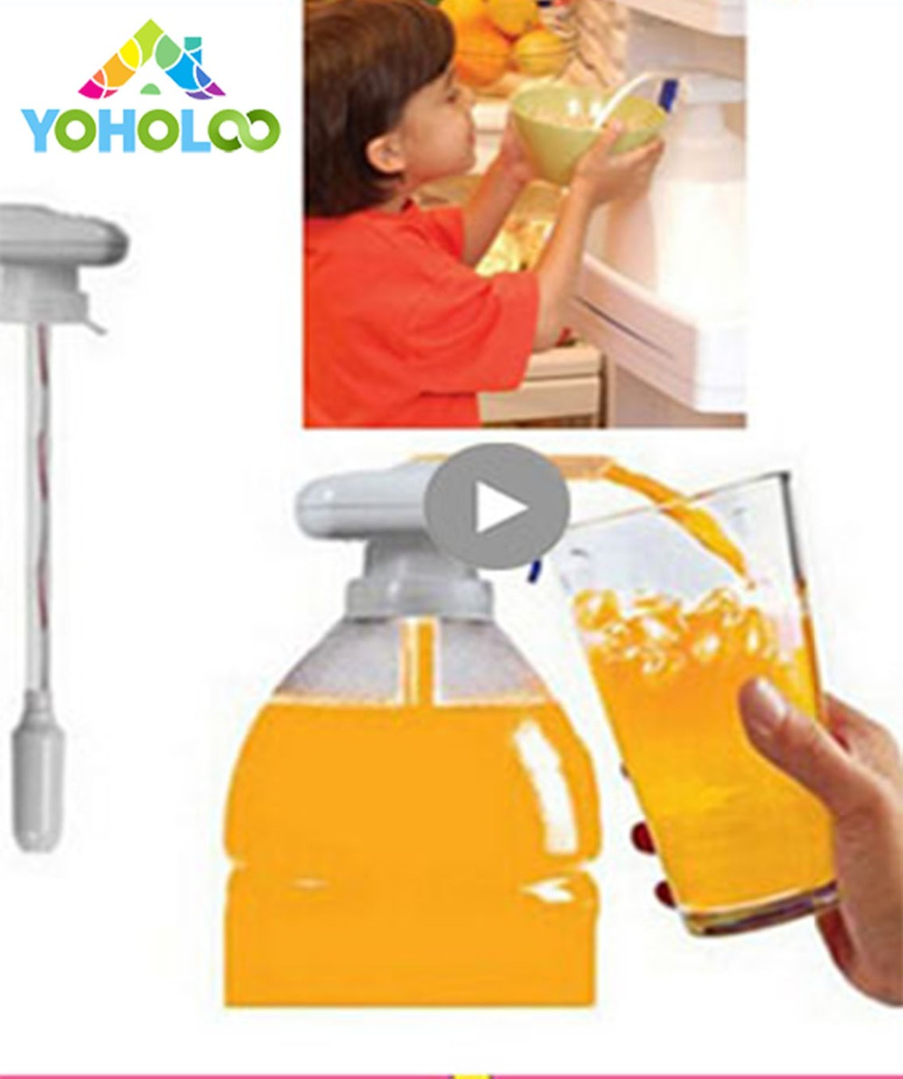 Magic Electric Tap Automatic Water/Drink Dispenser for Milk Juice Beer Spill Proof as seen on TV Beverage Dispenser for Party Ёмкости для напитков с краном