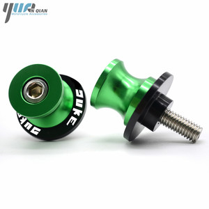Image 5 - 8MM 10MM duke  Motorcycle Swingarm Spools Slider Stand Screws For KTM 990 SuperDuke 690 390 Duke/ RC 390 200 Duke 690 Duke R