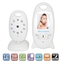 2 Inch Color Video Wireless Baby Monitor With Camera Baba Electronic Security 2 Talk Nigh Vision