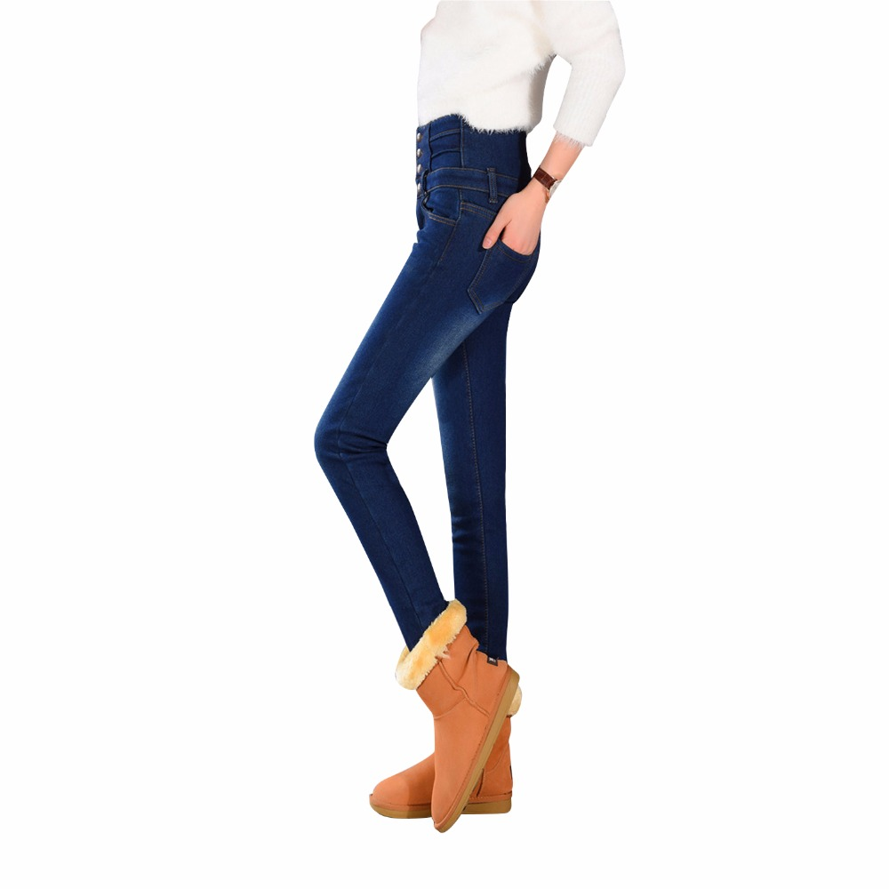 ФОТО Lisli Skinny Jeans Super Stretch Knit Denim with Fully Functional Pockets for Women 01S0340