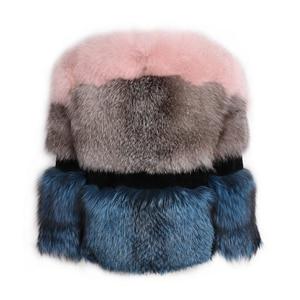 Image 3 - lady fur jacket women real fur jacket natural fur jacket upto 5xl