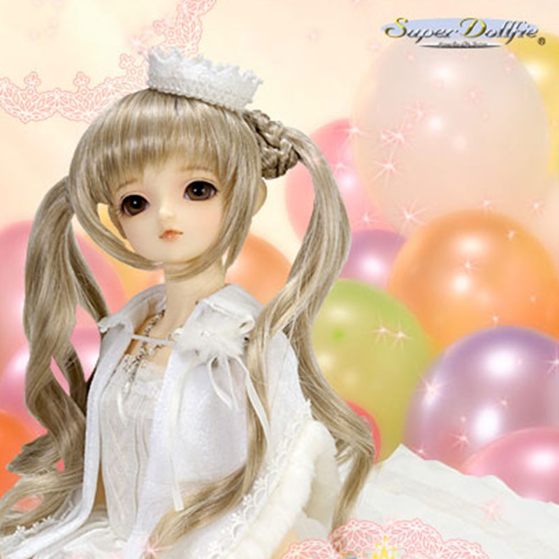 Volks Kurumi bjd sd dolls 1/3 body model reborn girls boys eyes High Quality toys makeup shop resin Free eyes