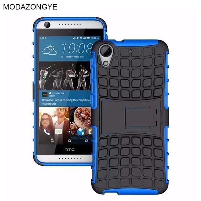 pretty nice 3e3a9 1a4fe US $3.19 20% OFF|For HTC Desire 650 Case Hybrid Silicone + TPU Back Cover  Case For HTC Desire 650 / HTC Desire 650 Dual Sim Case Phone Protective-in  ...
