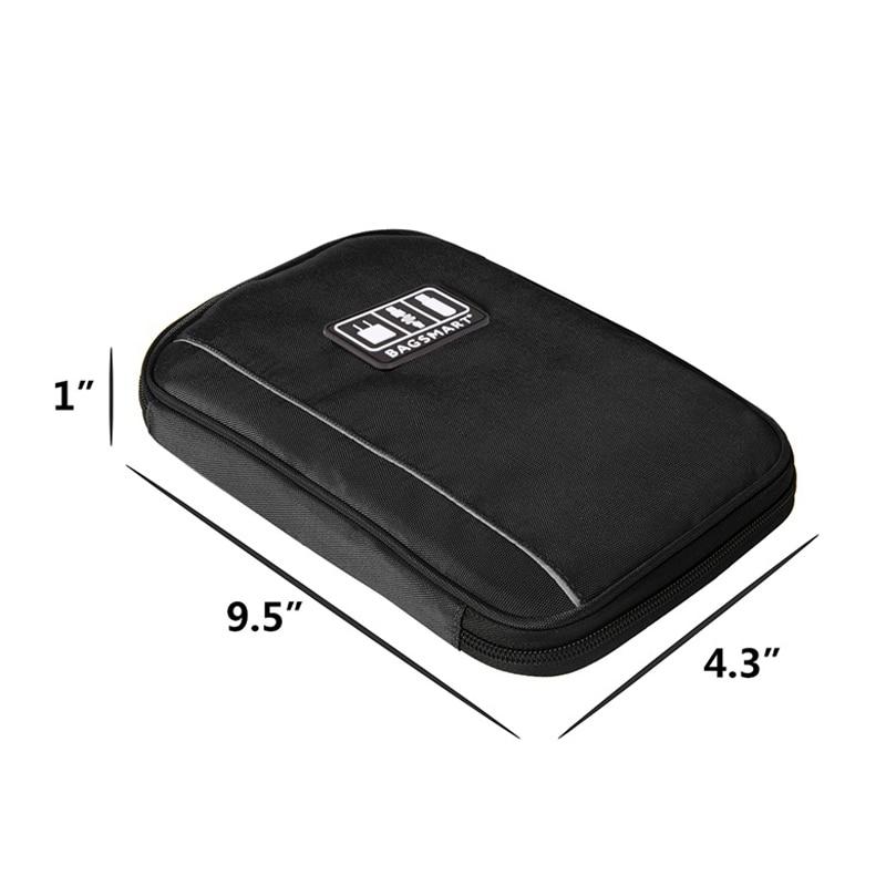 BAGSMART Elektroniske Tilbehør Arrangørene For SD-kort iPhone Dater - Bagasje og reiseposer - Bilde 5